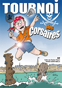 Le tournoi des Corsaires
