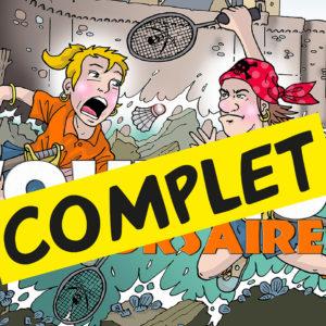 Tournoi Corsaires 2019 complet