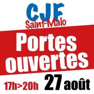 Portes ouvertes CJF Saint-Malo 2021